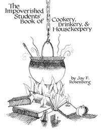 Impoverished Students' Book Of Cookery Drinkery And Housekeepery (SKU 1017169170)