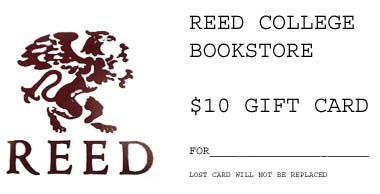 Bookstore Gift Card $10 (SKU 1073252621)