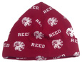 Infant Hat Maroon 95% White 5% Spandex
