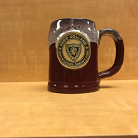 "German Tankard ""Hippocleides Doesn't Care"""