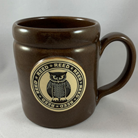 Camper Mug with Reed Owl