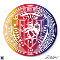 Ombre Commie Seal