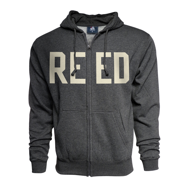 Lightweight Full Zip Hoodie Reed (SKU 1142284649)