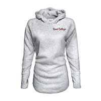 Hoodie Brushed Fleece Reed College Embroidered