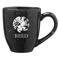 Speckled Ceramic Mug w/ Griffin