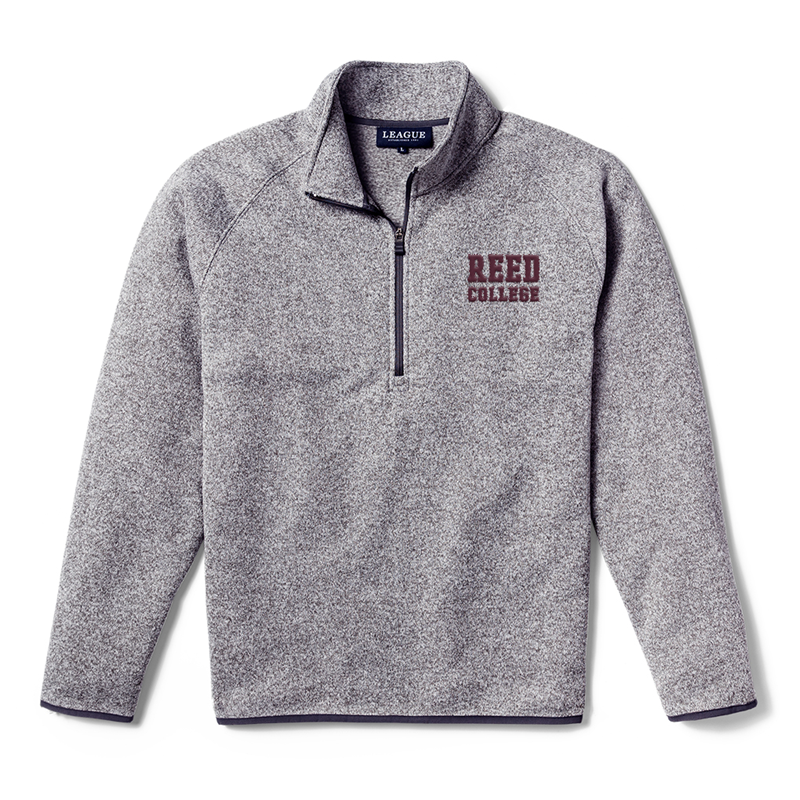 Saranac 1/4 Zip Reed Embroidered (SKU 1143239549)