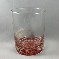 Old Fashioned Glass with Reed Seal