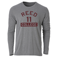 Long-Sleeved Triblend Tee Reed