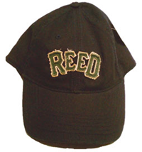 Low-Profile Reed Cap with Sewn Letters