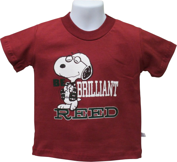 Snoopy Tee: Be Brilliant (SKU 1135869514)