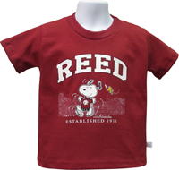 Snoopy Eliot Hall Tee